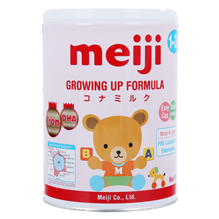 Sữa Meiji 9 (1-3 year) Growing Up Formula 800g