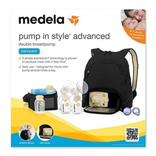 Medela Đôi Pump  Instyle Advanced Balô
